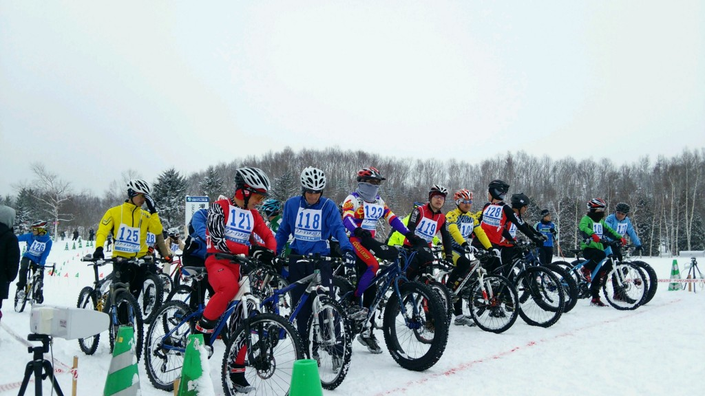 第1回スノーデュアスロン北海道2014A