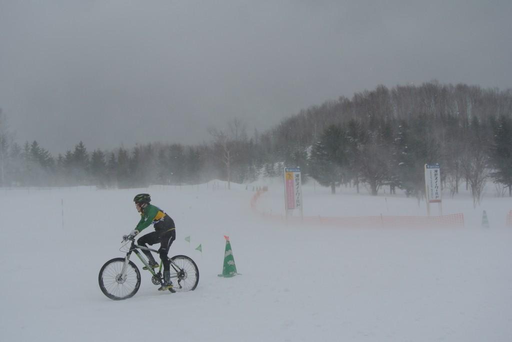 第2回スノーデュアスロン北海道2015
