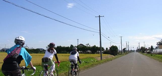 北海道プライベートサイクリングツアー
