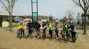 北海道サイクリングロード-白石・北広島サイクリングロードコース