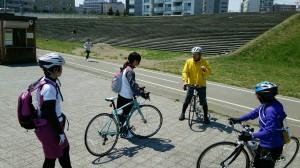 ロードバイク初心者教室