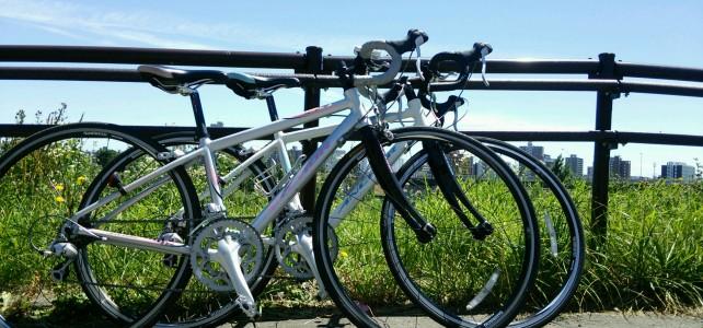 レンタル用ロードバイク