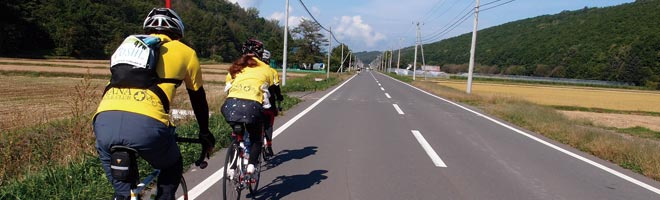 biei-美瑛サイクリングツアー
