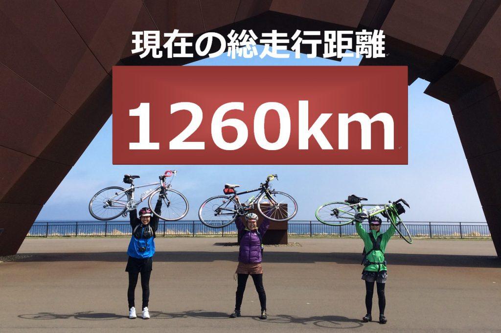 ロードバイクで北海道一周サイクリング