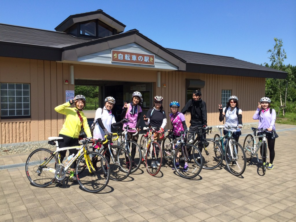 札幌サイクリングロード