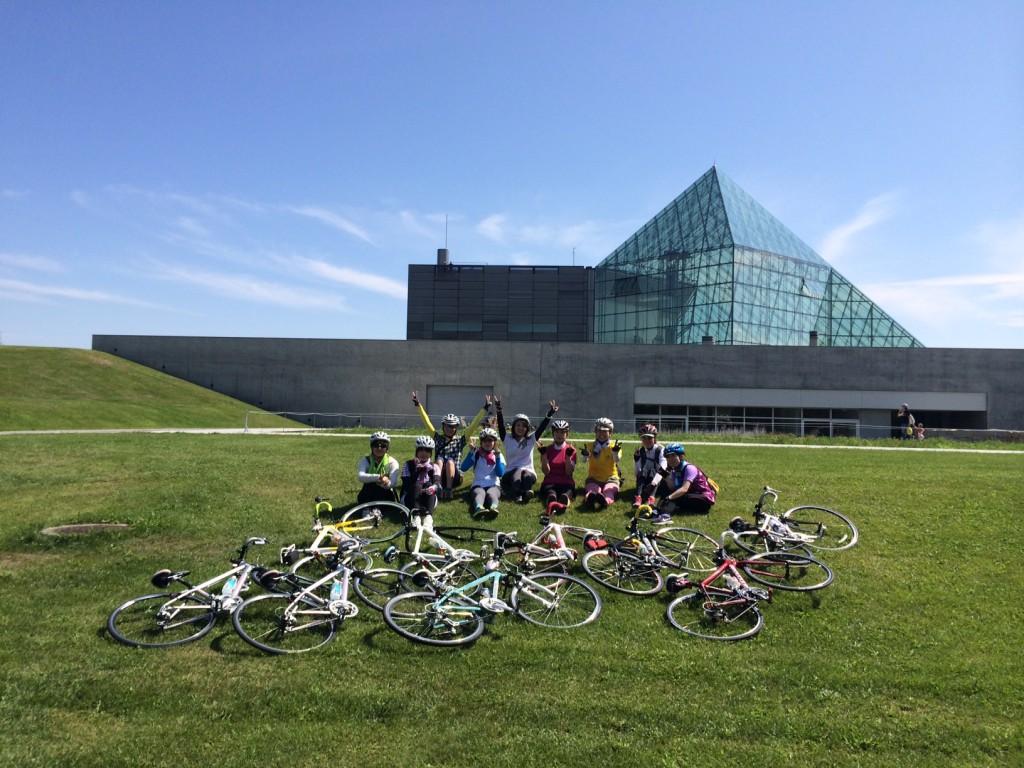 札幌サイクリングコース