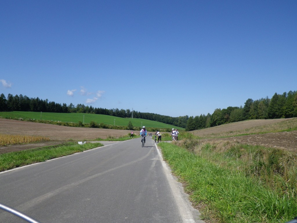 biei cycling