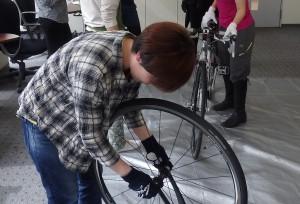 ロードバイク講習会