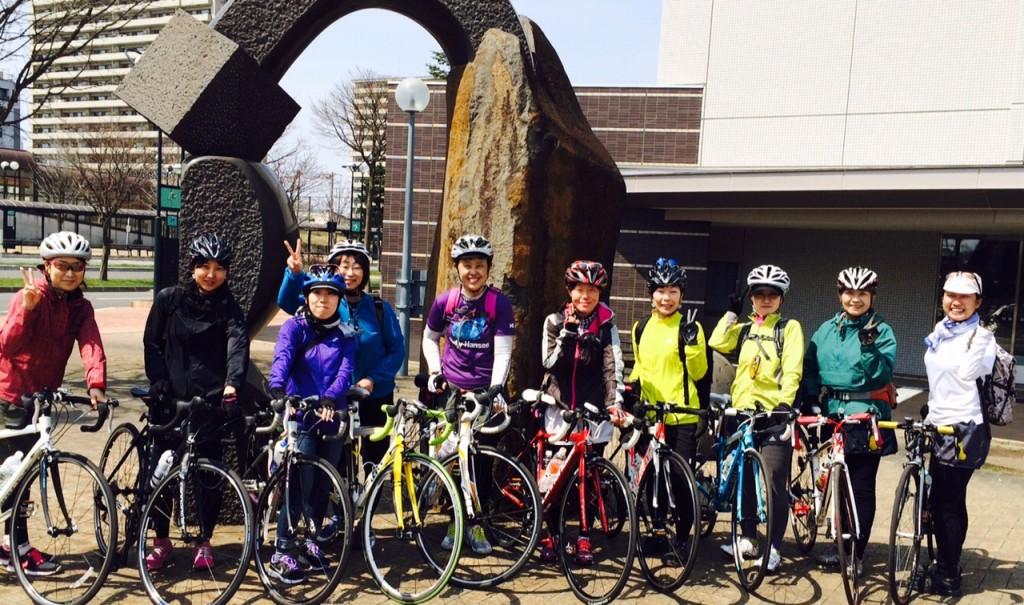 北海道サイクリング-北広島