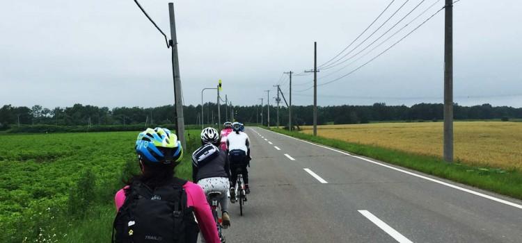 十勝のおすすめサイクリングコース<JR帯広駅~六花亭「六花の森」>往復62km