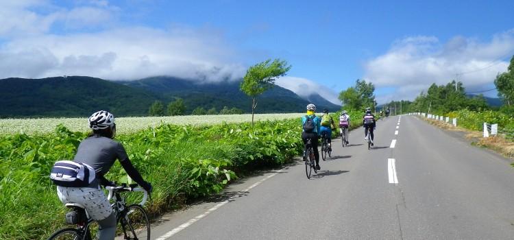 夏の北海道をロードバイクでサイクリング!2017年7.8月の開催スケジュール