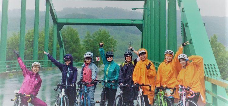【開催repo】ガールズライドin美瑛2017~雨だけど、みんなで走ればFUN RIDE!!~(2017/6/25sun開催)