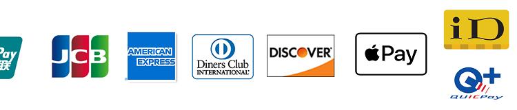 お支払方法について/クレジットカード&交通系ICカード、QRコード決済がご利用可能になりました!