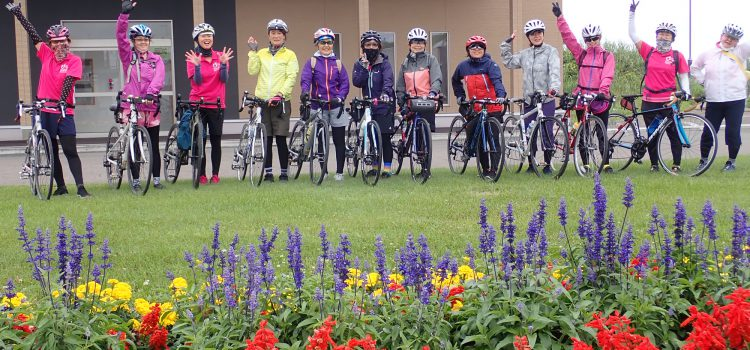 サロマ湖・ホタテ・カーリング!「おかわりきたみ」で見つけた注目スポットを巡る女性のためのサイクリングツアー『ガールズライドin北見2020』ご参加ありがとうございました!【開催レポ】