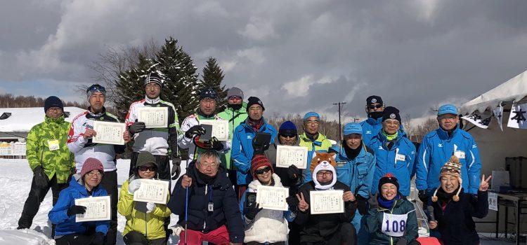 【競技結果】第6回スノーデュアスロン北海道2019