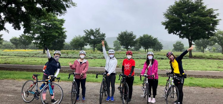 夏の北見でロードバイク体験/ハッカの香りで気分リフレッシュ!女性の為のサイクリング体験会『ビギナーズライドin北見』ご参加ありがとうございました!【開催レポ】